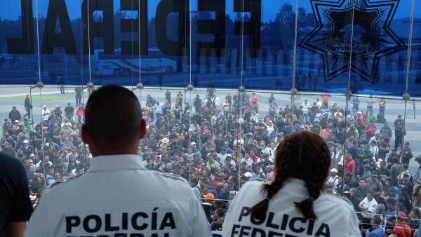 Policías Federales