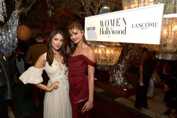 Vanity Fair And Lancôme Toast Women In Hollywood In Los Angeles