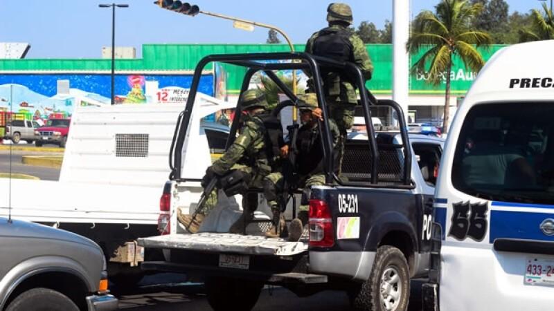patrullas Michoacán
