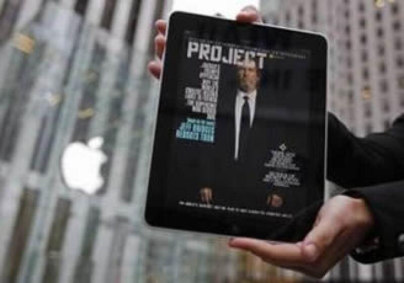 """Apple y Citrix han comenzado el movimiento  """"iPad to Work"""" , el cual hoy cuenta con 1,898 seguidores. (Foto: Reuters)"""