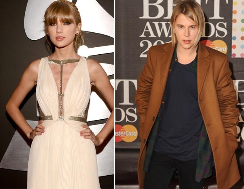 Se dice que la pareja hizo un recorrido por Londres y asistió a un exclusivo club luego de la entrega de los BRIT Awards 2013.