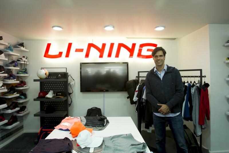 Lanzamiento Li-ning