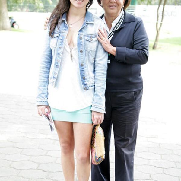 Ana Uribe y Mariana Sosa