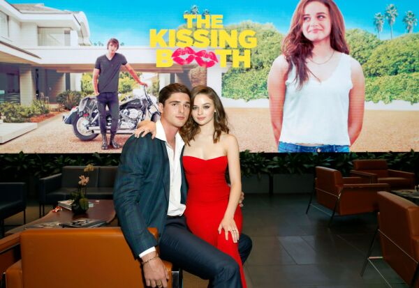 """The Kissing Booth"" Special Screening"