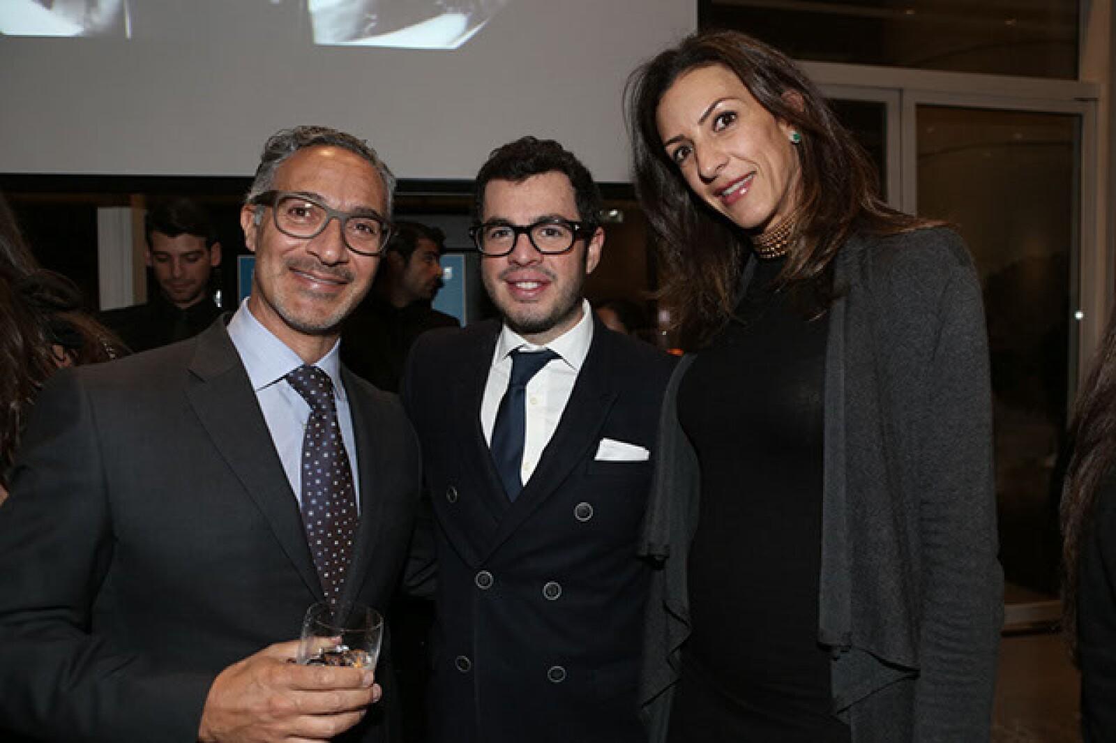 Victor Mizrahi,Rodrigo Peñafiel,Celia Daniel