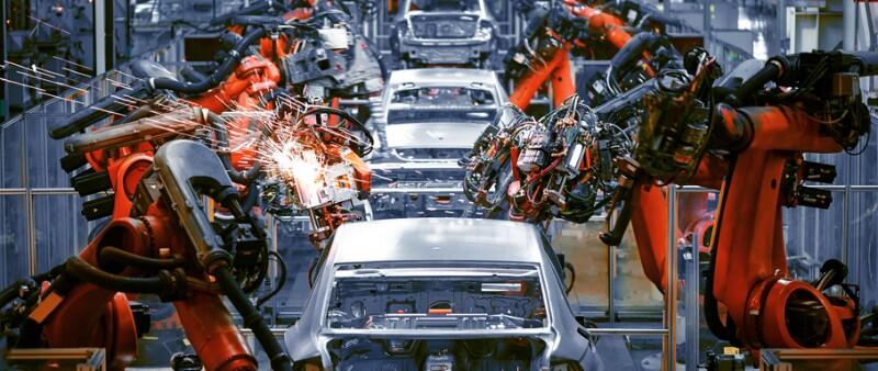 Fábrica armadora de autos