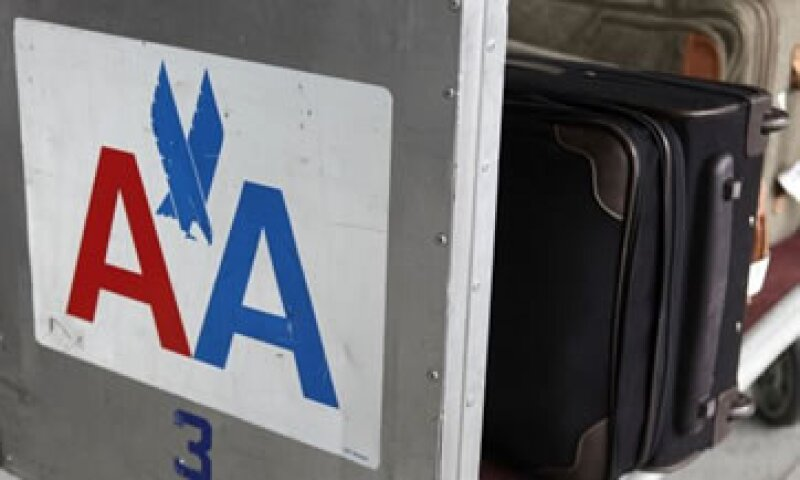 AMR dijo que sus subsidiarias seguirán cumpliendo con las reservaciones y operarán vuelos con normalidad. (Foto: Cortesía CNNMoney.com)