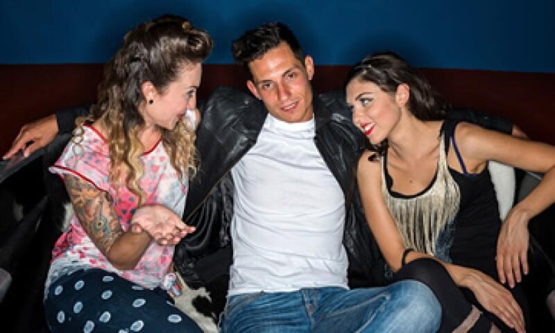3nder es una 'app' para ayudarte a formar un trío amoroso. (Foto: Getty Images)
