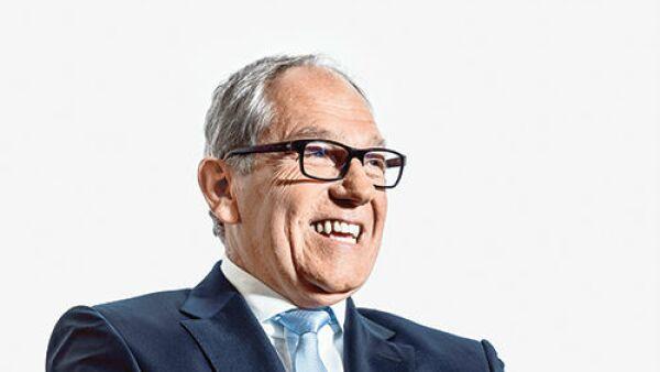 Hermann Bohrer, presidente & CEO de la planta de BMW en San Luis Potos�.