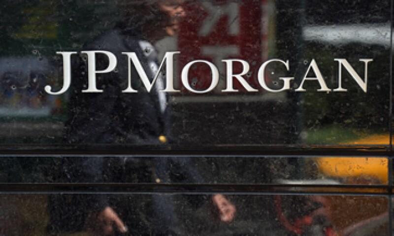 JPMorgan recibirá la mayor multa por parte de la UE. (Foto: AFP )