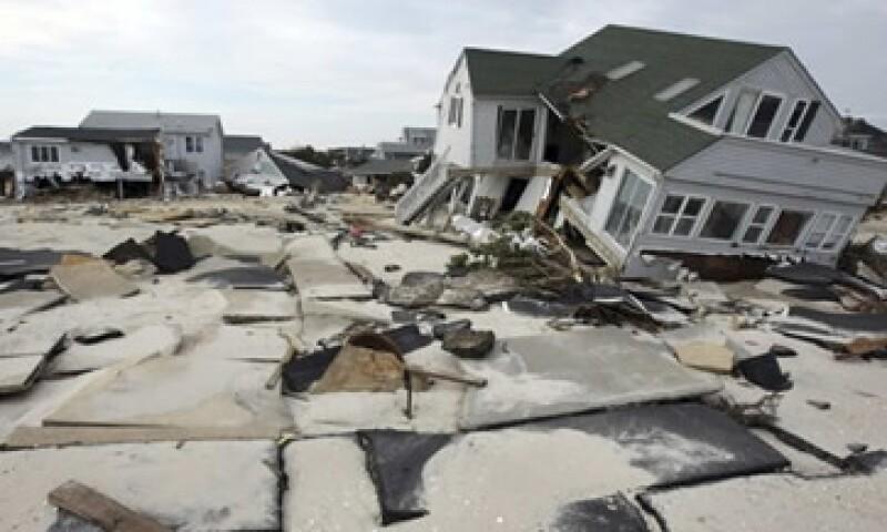El huracán 'Sandy' causó la muerte de más de 110 personas en Estados Unidos y poco más de 40 en Nueva York. (Foto: Reuters)