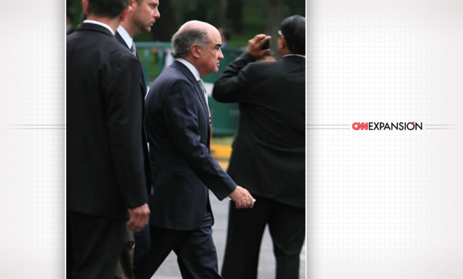 Presidente de la Bolsa Mexicana de Valores.