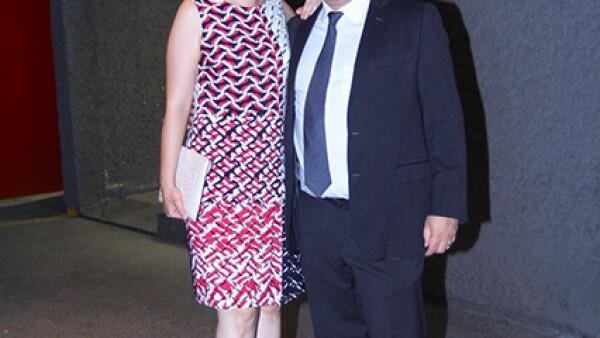 Marcela González y Manuel Zambrano