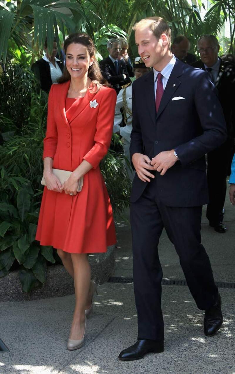 Esta no es la primera vez que Kate decide reciclar uno de sus outfits.