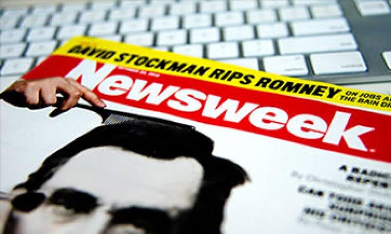 La decisión de Newsweek implica recorte de personal.  (Foto: Cortesía CNNMoney.com)