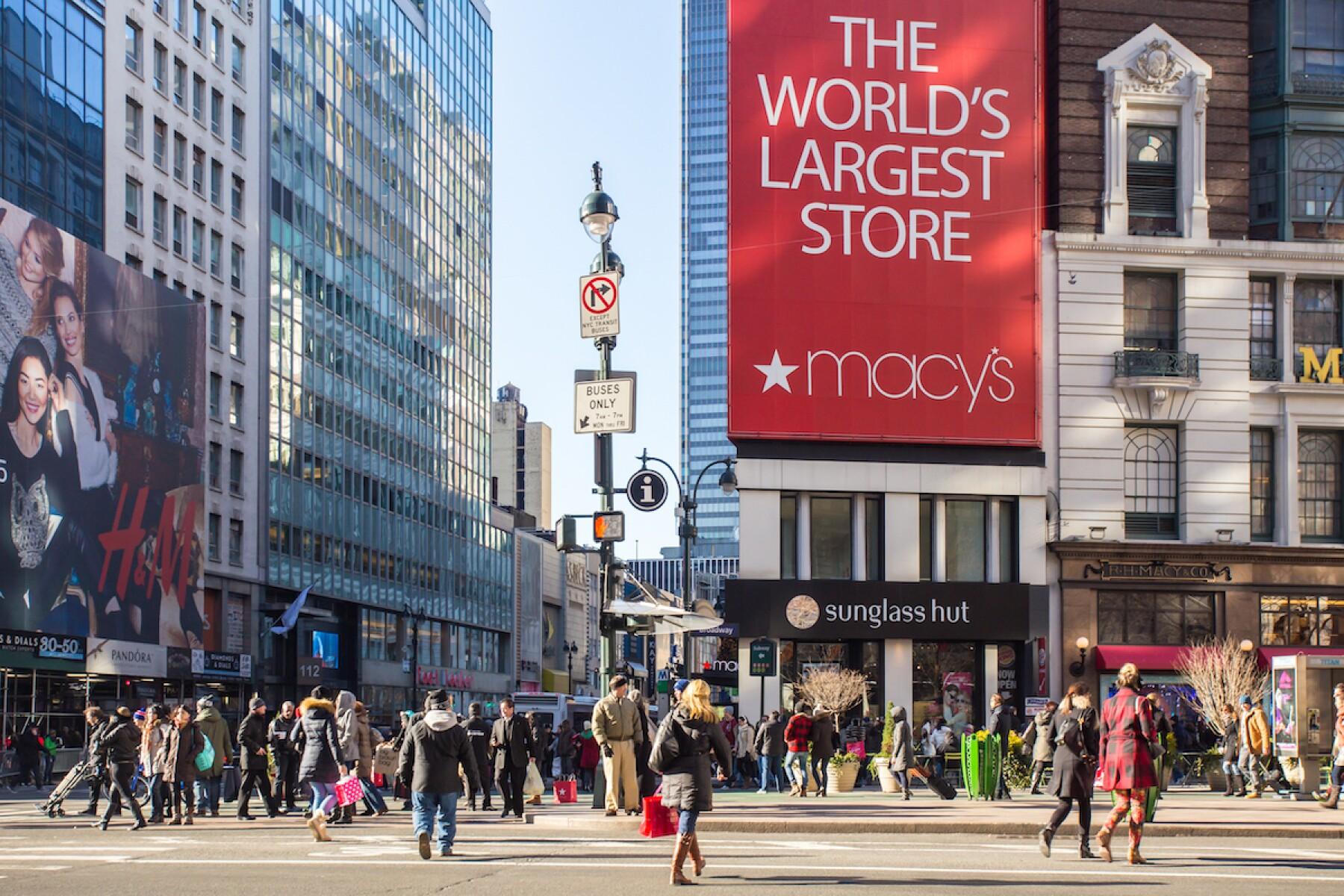 Macy's Herald Square, NYC