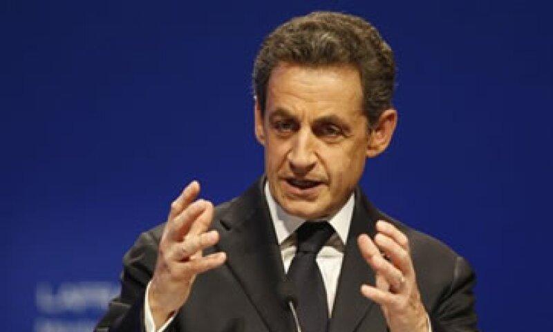 El sector privado ha perdido 190,000 puestos desde que Sarkozy asumió elo poder en 2007. (Foto: Reuters)