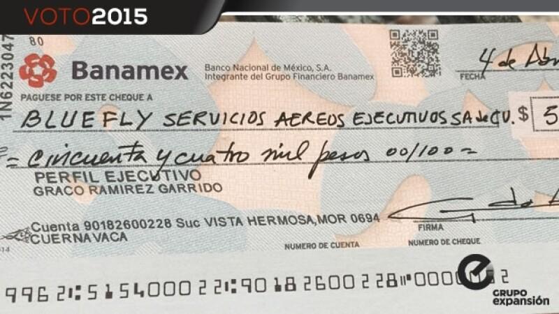 cheque graco ramirez helicoptero