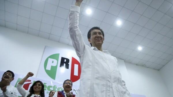 Candidato del PRI a la gubernatura de Veracruz.