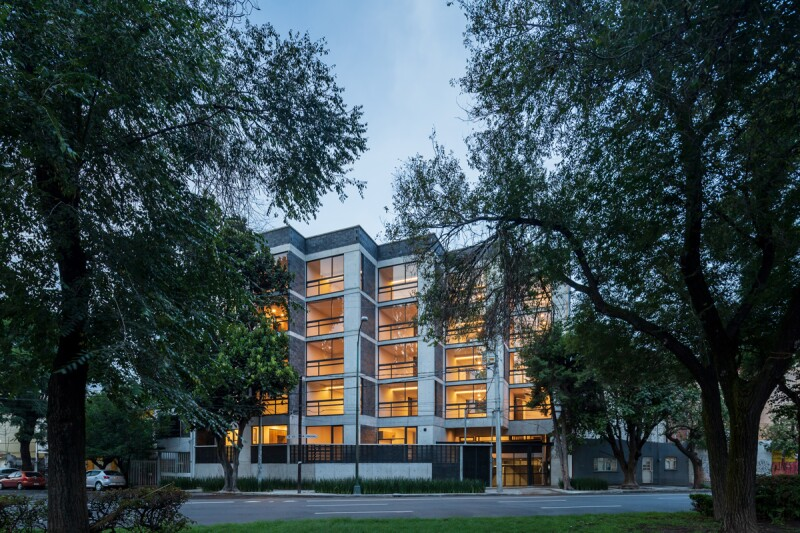 Edificio Camarones 69