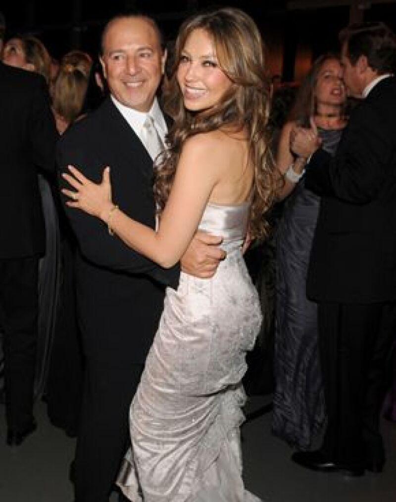 La pareja se conoció en 1998 en Nueva York, gracias a su amigo Emilio Estefan.