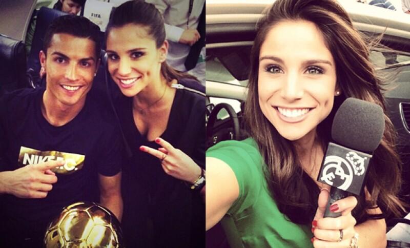 Gracias a sus fotos de Instagram nos hemos percibio lo guapa que es la novia de Chicharito Hernández.
