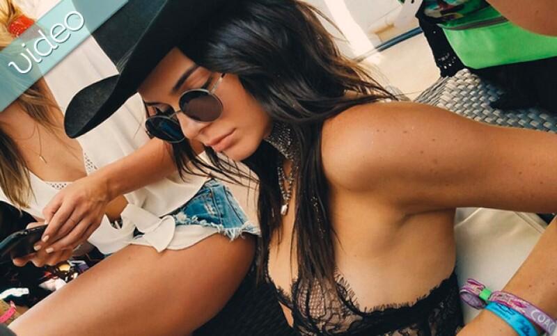 La hermana mayor de Kylie Jenner sufre un accidente sobre ruedas, además Diego y Santiago Boneta más guapos que nunca y Jennifer López en la cama y con compañía.