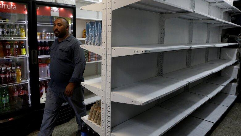 De acuerdo con consultoras privadas, la escasez de bienes básicos en Venezuela es de dos terceras partes.