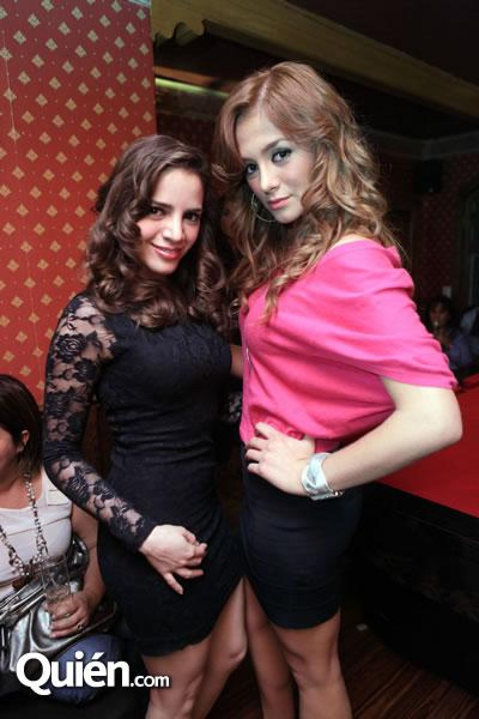 Elízabeth Valdés,Emma Escalante