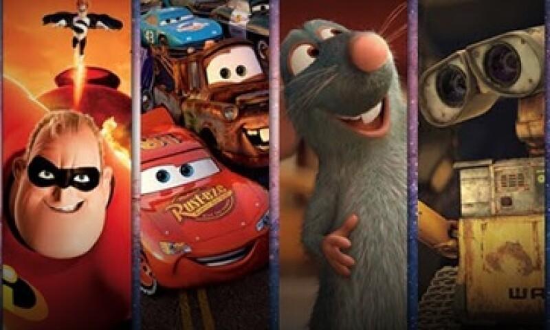 """Pixar es responsable de filmes como """"Los Increíbles"""", """"Ratatouille"""" y """"Wall-e"""".  (Foto: Especial)"""