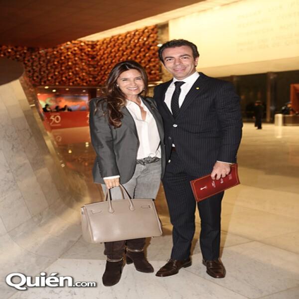 Lina Botero,Alejandro Ramírez