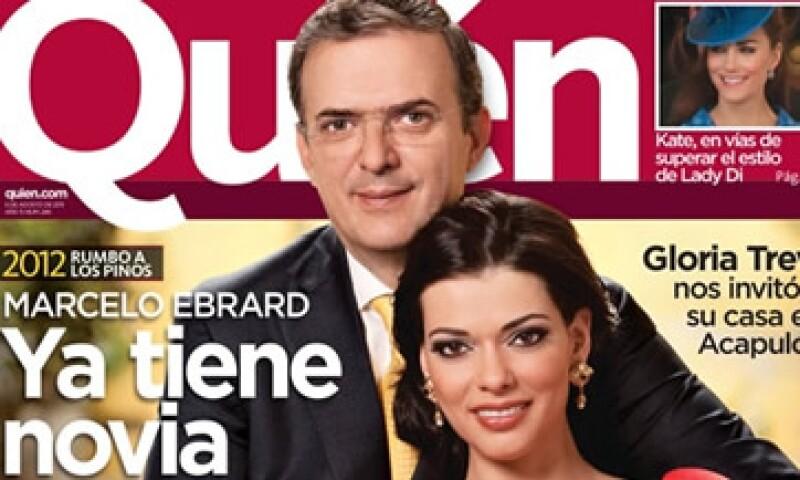 La nueva revista Quién, con más detalles de esta relación, ya está en circulación. (Foto: Cortesía Quién)