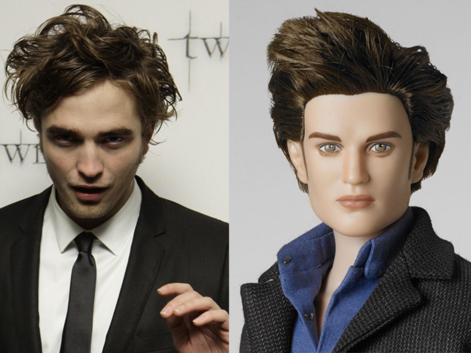 El inglés Robert Pattinson también puede estar en el buró de cualquiera de sus seguidoras.