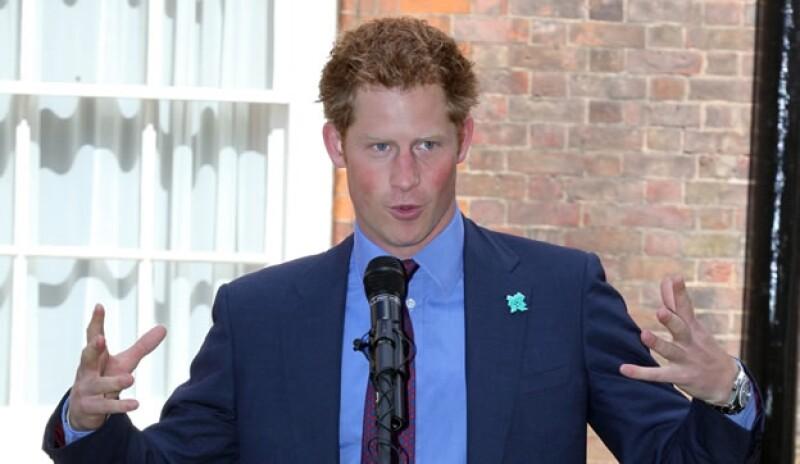 príncipe Enrique - Harry