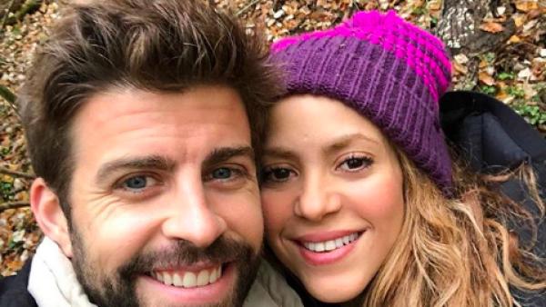 Shakira y Piqué, seis años de amor.