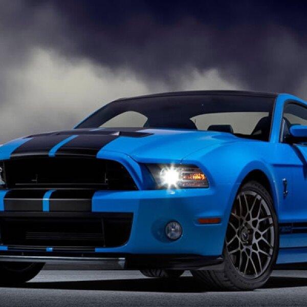 Pocos cambios visuales en esta nueva edición del famoso 'muscle car', pero el motor recibe un impuso extra para pasar de los 560 a 650 caballos de fuerza.