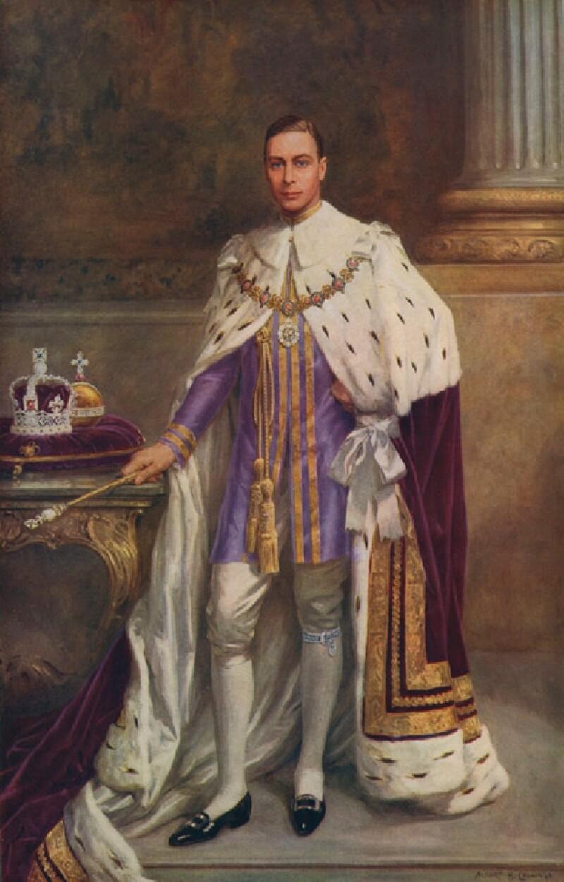 Con el bautizo del futuro rey, George VII, hacemos un recuento de quiénes han sido los otros reyes que han llevado ese nombre en Gran Bretaña.