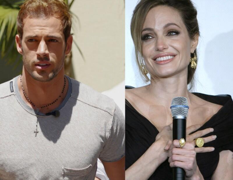 Diversos medios aseguran que el actor cubano podría debutar en Hollywood al lado de la pareja de Brad Pitt.