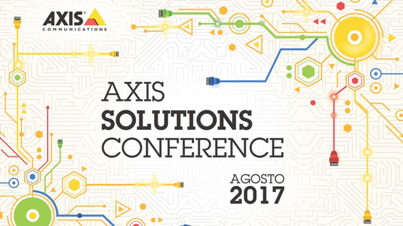 ¡Asiste al Axis Solutions Conference