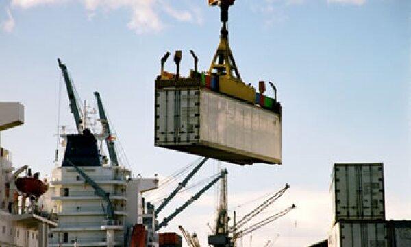 La ampliación triplicará la capacidad actual del puerto.