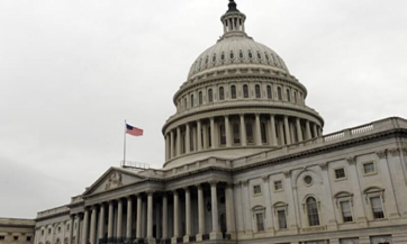 Los expertos indican que de no llegar a un acuerdo, el Senado podría llevar al incumplimiento al Gobierno de EU. (Foto: Getty Images)