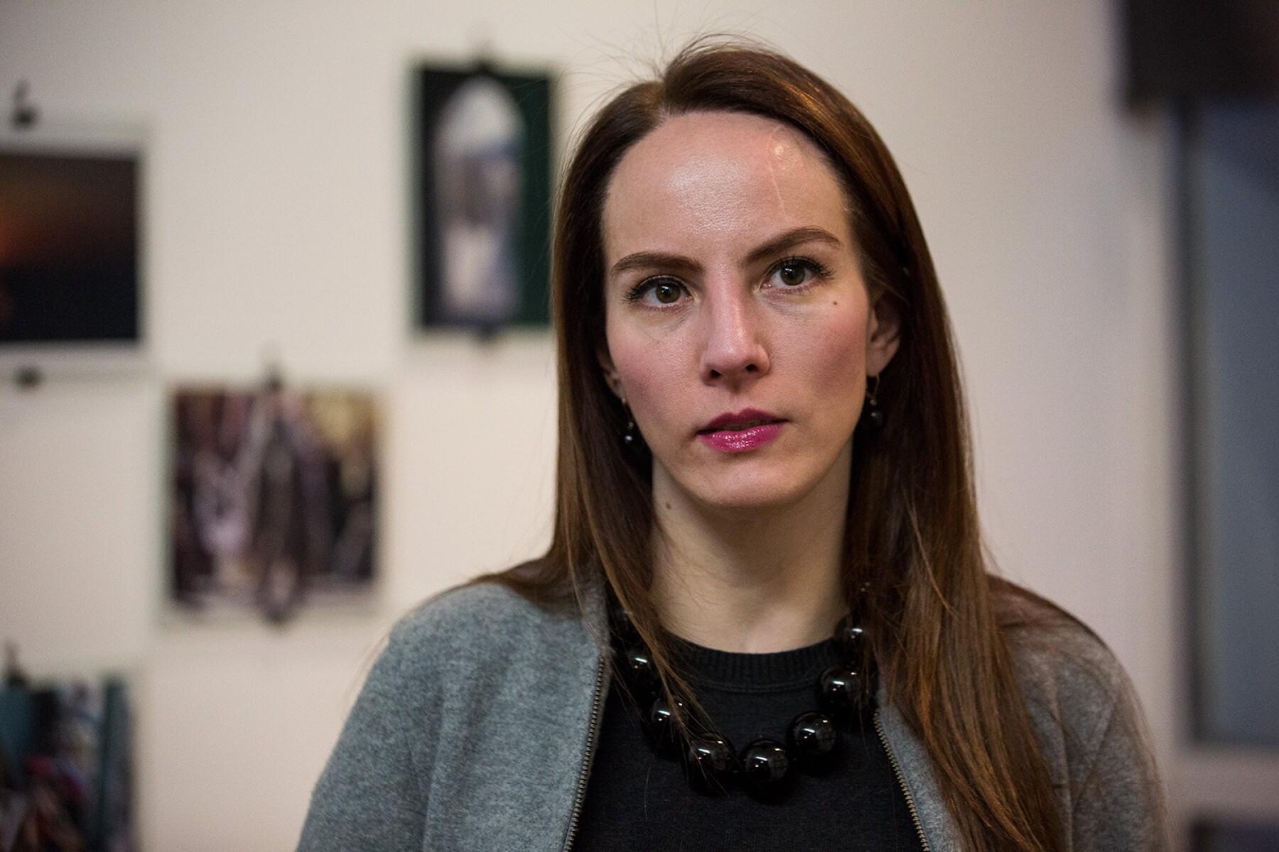 Gaby Cuevas- Expanista