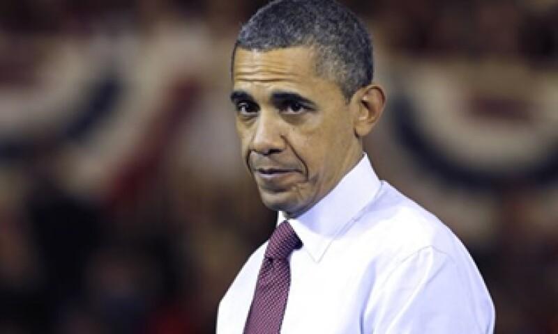 El presidente de Estados Unidos, Barack Obama buscará un segundo mandato. (Foto: AP)