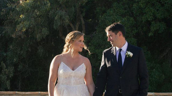 Amy Schumer boda