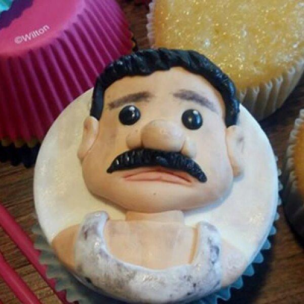 El narcotraficante está de regreso en el norte del país... pero en forma de un rico pastelillo.