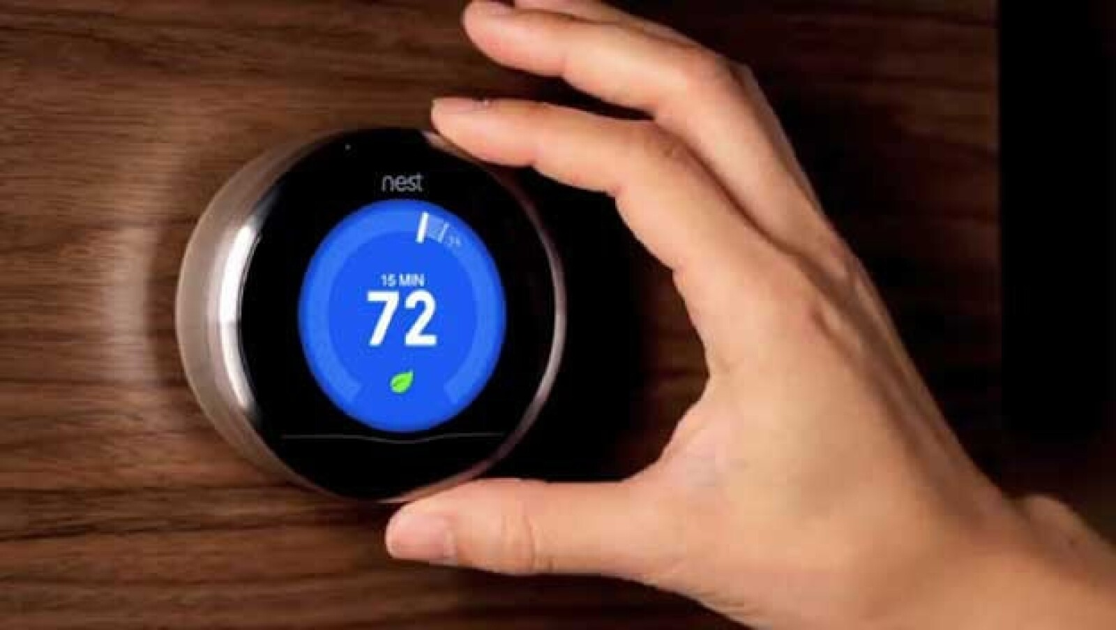 El termostato inteligente Nest