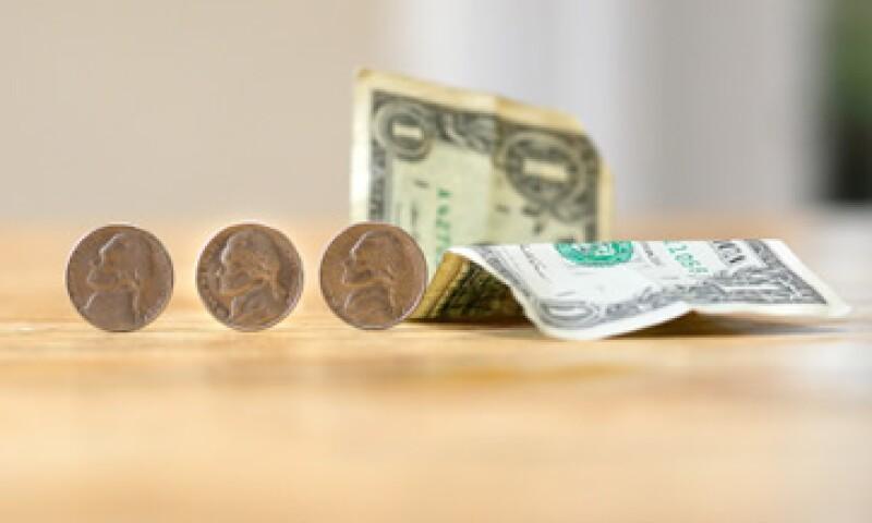 El tipo de cambio para solventar obligaciones en moneda extranjera pagaderas el país es de 13.1011 pesos.  (Foto: Getty Images)
