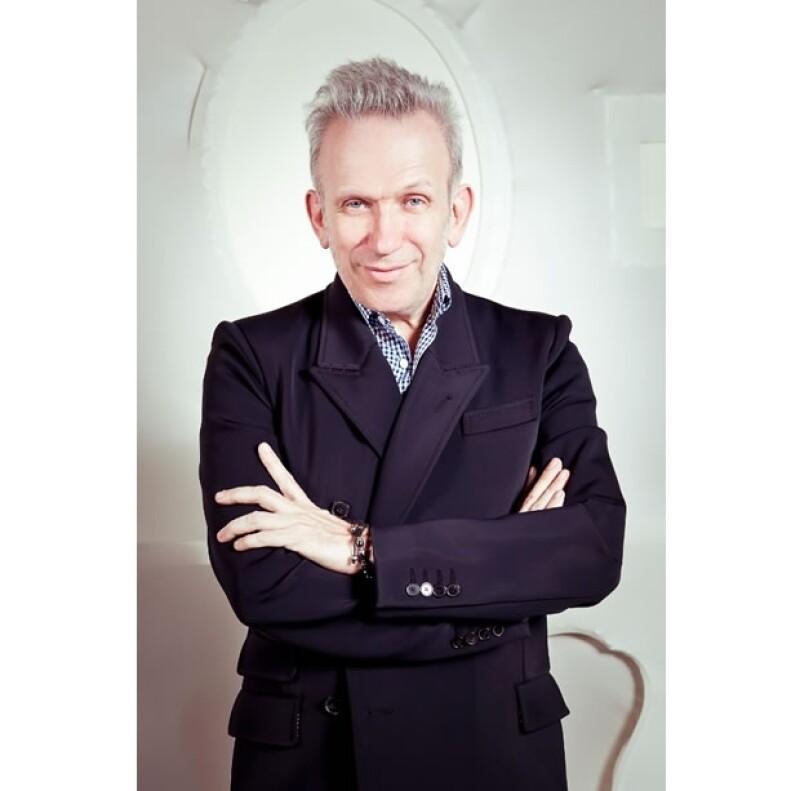 Jean Paul Gaultier no es sólo un gran diseñador, también una exitosa firma.