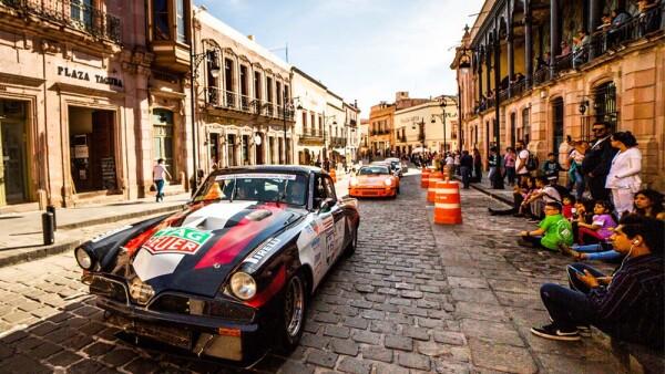 Un homenaje a la Carrera Panamericana