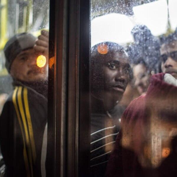Más de cuatro millones de pasajeros se quedaron sin transporte